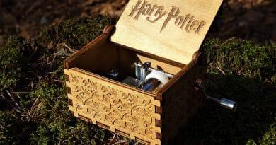 Une boutique en ligne pour les amoureux de la saga Harry Potter