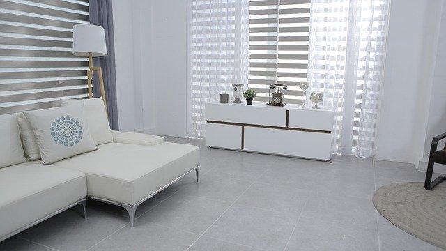 image decoration de salon avec un sol gros